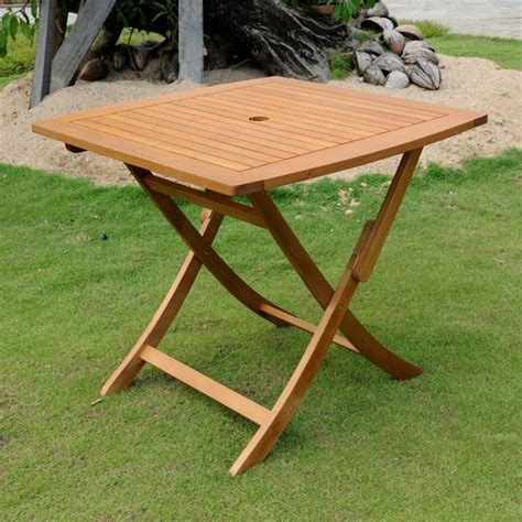folding outdoor patio dining table tt st 038