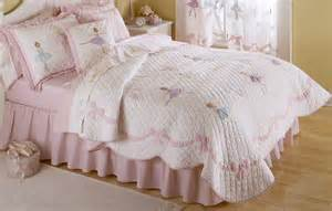 princess ballet bedding pink quilt in twin or full sizes