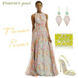 floral maxi dress for wedding viewing gallery