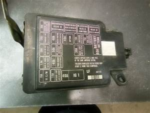 2000 Honda Civic Fuse Box Manual