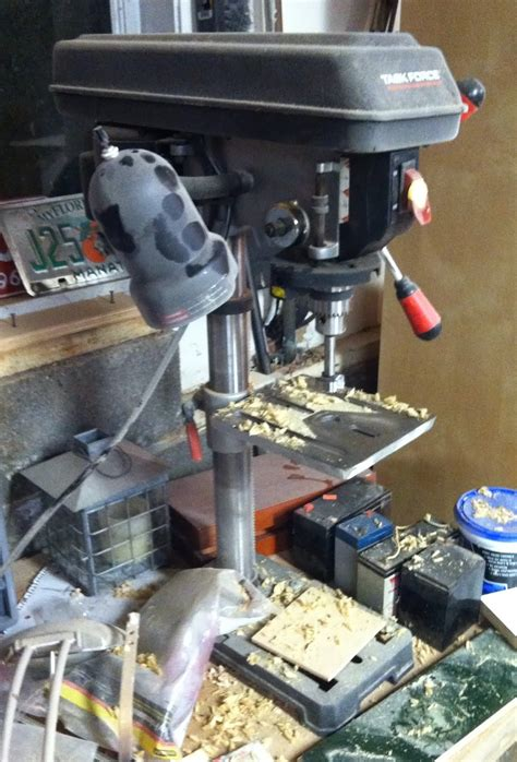 bench top  drill press wood insights
