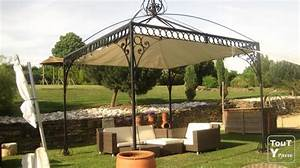 tonnelle en fer forge inopiu With good gloriette de jardin en fer forge 3 tonnelle en fer forge d occasion