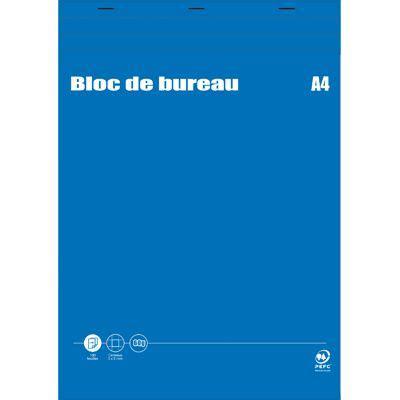 bloc de classement bureau bloc de bureau 100 feuilles a4 60g 5x5 budget vente de