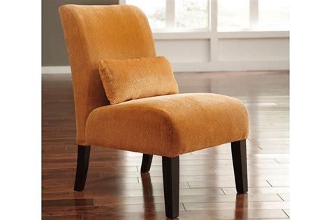 annora orange accent chair by 174