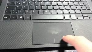 Loose Dell Xps 13 Trackpad  Touchpad