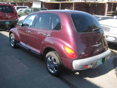 Cruiser Auto Parts by 2001 Chrysler Pt Cruiser Parts Car Stk R9395 Autogator