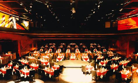 cabaret du casino de montr 233 al theatre consultant trizart alliance
