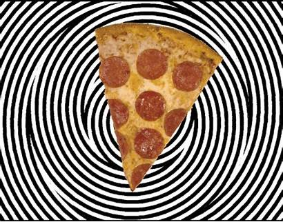 Pizza Giphy Mesmerizing Gifs Hypnosis Crust Welcome