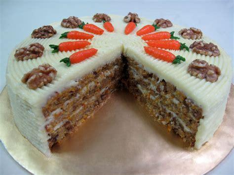 carrot  walnut cake wickedfood