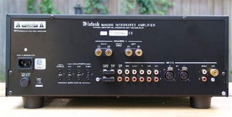 McIntosh Laboratory MA6300 | Hi-Fi Systems Reviews ...