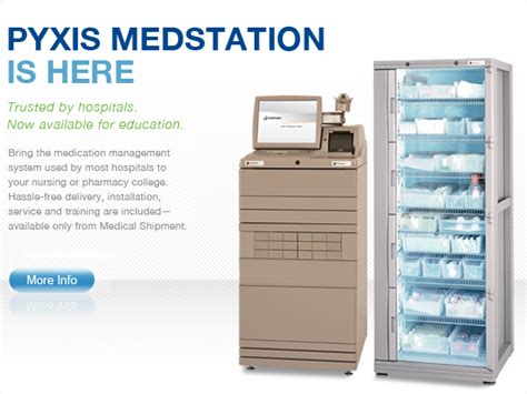 MedicalShipment.com Provides Pyxis To Nursing Schools ...