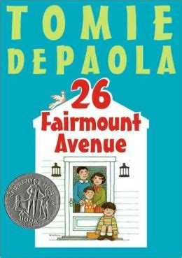 Barnes And Noble Fairmont by 26 Fairmount Avenue By Tomie Depaola 9780399232466
