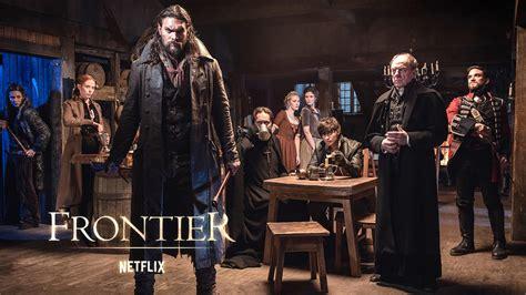 Frontier - Today Tv Series
