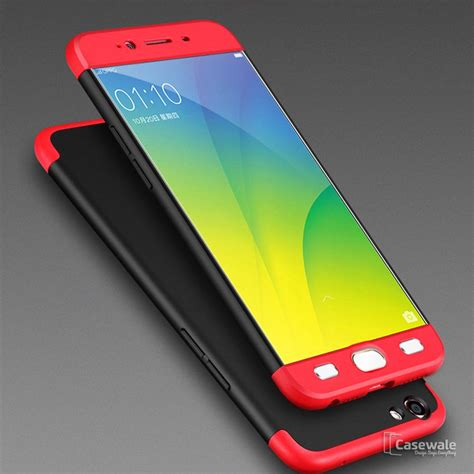 3 In 1 Ultimate 360 Degree Protection Case For Oppo F1s