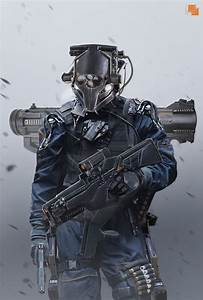 Soldier by FlorentLlamas on DeviantArt