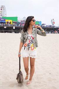 Love is Beautiful - Beach Outfit