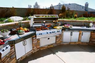 outdoor bbq kitchen ideas outdoor kitchens this ain t my s backyard grill we build decks sunrooms screened
