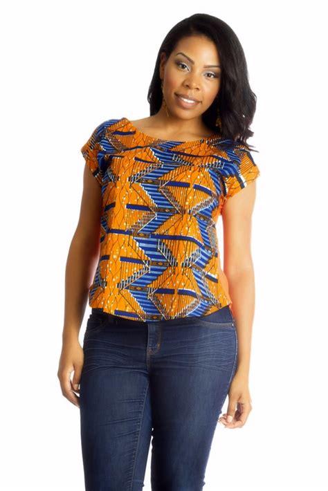 africhiffon top cb womens fashion   ghana kuwala