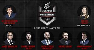 28 Team Single Elimination Bracket Elite Counter Strike Teams To Clash Live At Eleague Cs Go