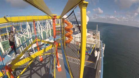 norwegian breakaway ropes  part  youtube