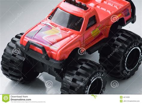 monster truck toy videos red monster truck toy royalty free stock photos image