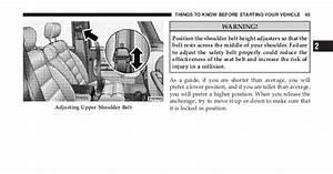 2010 Wrangler Owners Manual