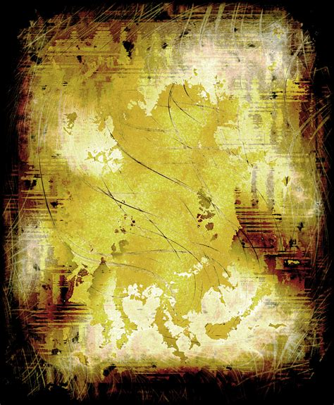 another yellow abstract grunge background