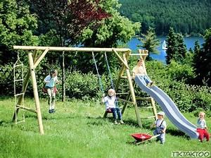 Spielturm Schaukel Rutsche : doppelschaukel mit rutsche angebote auf waterige ~ Frokenaadalensverden.com Haus und Dekorationen