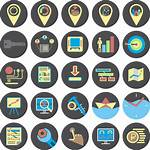Business Icons Pixabay Computers Vector Graphic Internet