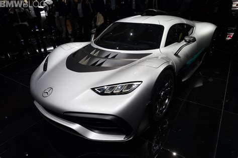 Mercedes-amg Project One With