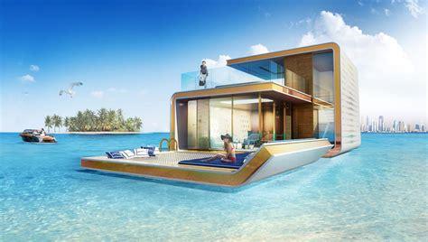 bureau à louer à dubaï les millionnaires s 39 arrachent ces maisons flottantes
