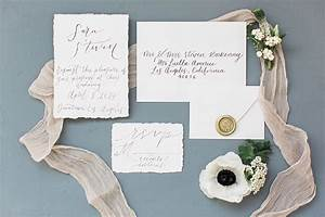 black white and green minimalist wedding With wedding invitations downtown los angeles