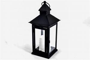 Laterne Mit Led Kerze : metall laterne schwarz online bestellen bei yatego ~ Orissabook.com Haus und Dekorationen