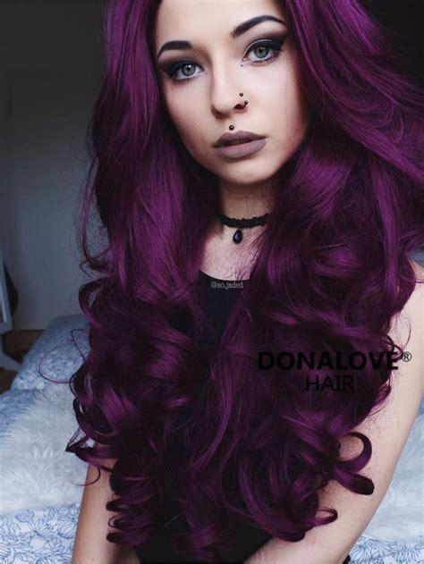 violet color hair best 25 purple hair ideas on violet hair