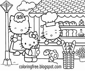Restaurant Coloring Sheets Coloring Coloring Pages