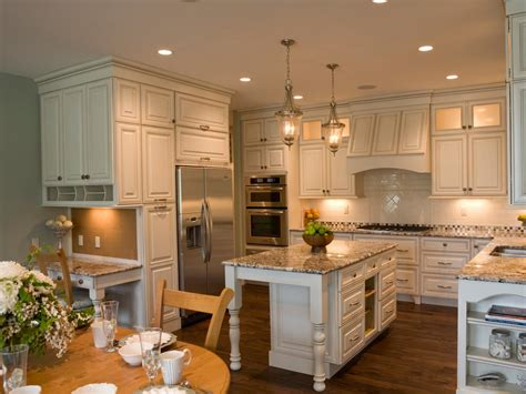 Cottage Kitchens : Diy Kitchen Design Ideas