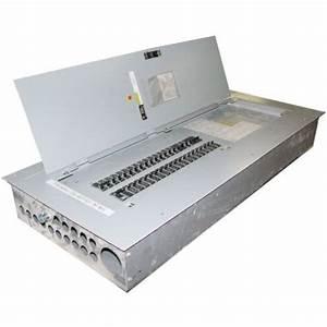 General Electric Ge Aqf3422mbx 225a Panelboard Enclosure W