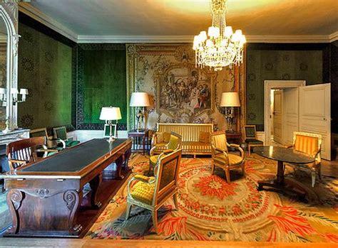 grand bureau bois le grand trianon bureau quot d 39 apparat quot du général de gaulle