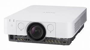 Le Blog HD LAND: ISE : vidéoprojecteur LASER chez Sony
