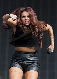 Little Mix performs on stage at British Summer Time ...