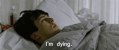 Sick In Bed Meme - our thoughts are stars ferris bueller is my hero