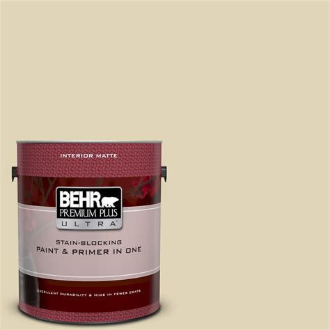 behr premium plus ultra 1 gal 760c 3 wild honey matte