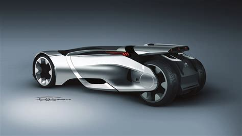 Peugeot Ex1 by The Best Concept Cars Of The 2000s Peugeot Ex1 Auto Design