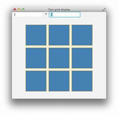 Javafx Gridpane Elements Java Fixed Dynamically Import