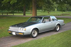 1987 Buick Regal Limited Two Tone Gray    Silver  With Images