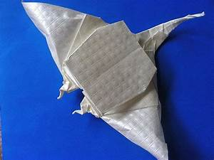 Origami Manta Ray  With Images