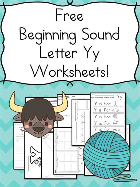beginning sound letter  worksheets easy