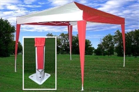 high quality  redwhite pop  canopy party tent ez cs