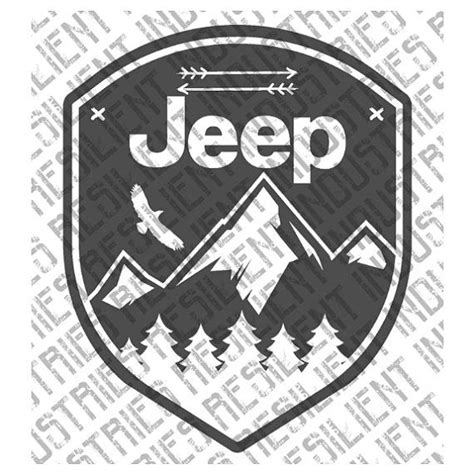 jeep sticker ideas jeep wrangler adventure badge decal cherokee decal funny