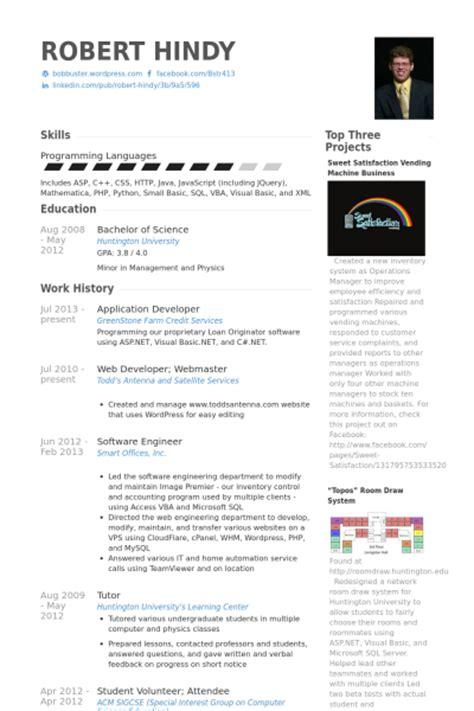 Ios Developer Resume by Inspiring Ideas Ios Developer Resume 12 Android Developer Resume Template 10 Free Word Excel Pdf